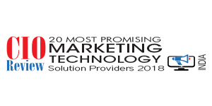 20 Most Promising Marketing Technology Solution Providers-2018